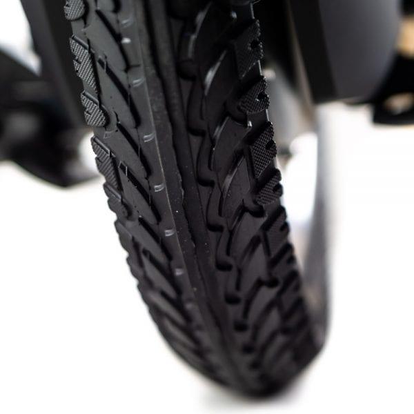 Моноколесо KingSong KS18XXL V2 1600Wh Rubber Black (большие педали, 2.5А З/У)