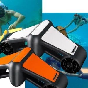 Электрический подводный скутер Geneinno Trident S1 White