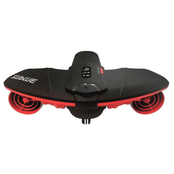 Электрический подводный скутер Sublue Navbow (SeaBow) 158Wh Flame Red