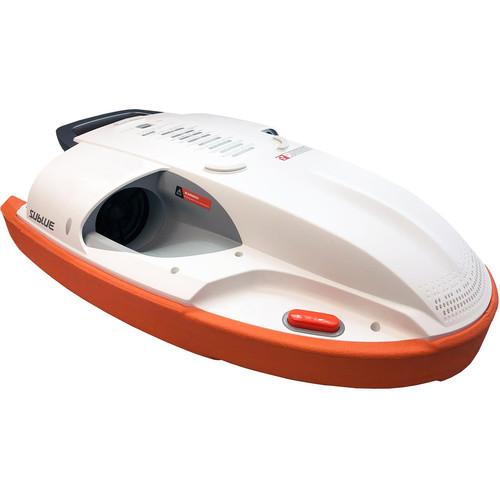 Электрический подводный скутер Sublue Swii 98Wh Coral Red
