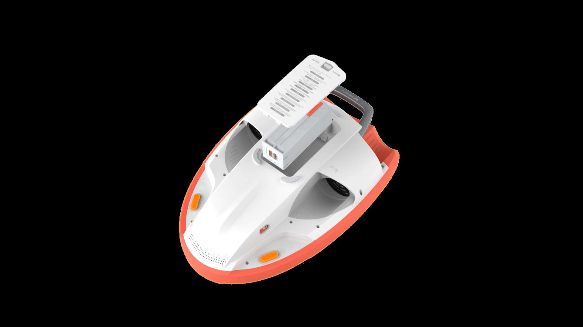 Электрический подводный скутер Sublue Swii 98Wh Orange