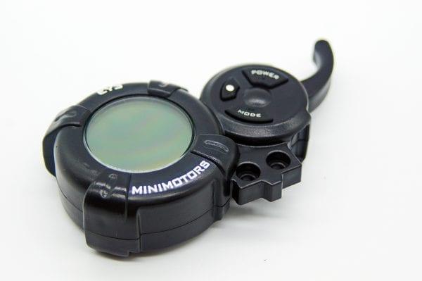 Дисплей электросамоката SpeedWay Mini4 Pro, Dualtron Ultra , Thunder (зеленый экран)