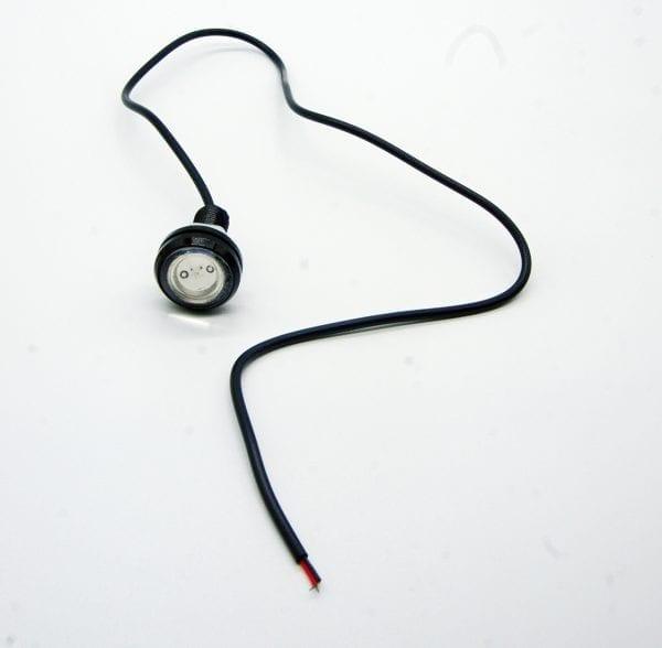 Задний габаритный фонарь (белый цвет) 2-pin Электросамоката StarWay Z8/Z9/Z10