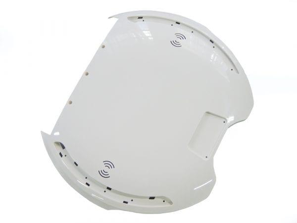 Корпус моноколеса KingSong 18L White Edition (боковая накладка - 2шт)