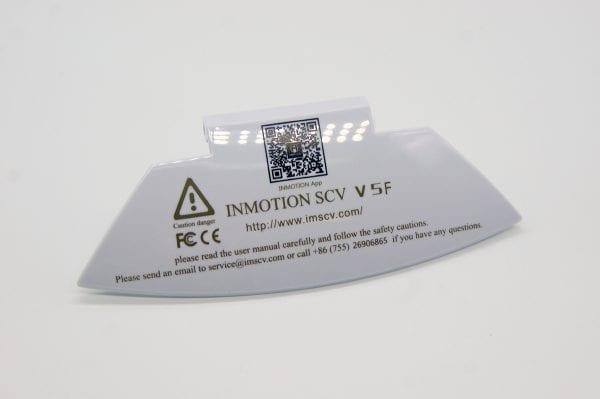 Защитная крышка ниппеля моноколеса Inmotion V5 , V5F (White)