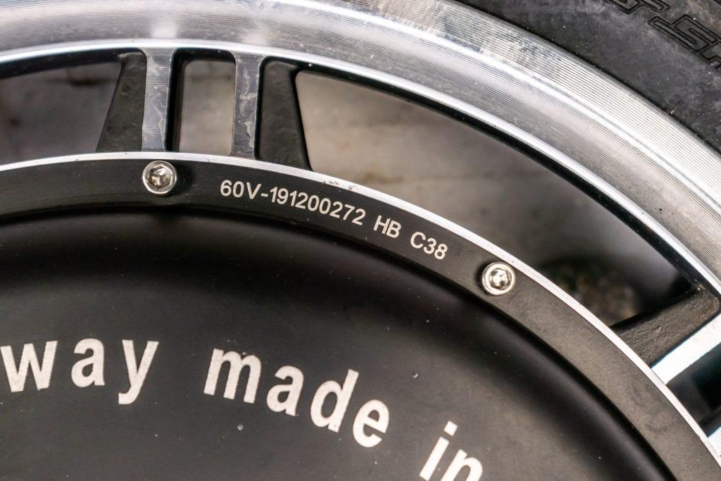 Моноколесо GotWay (Begode) Msuper PRO HT  без батареи 100V Black
