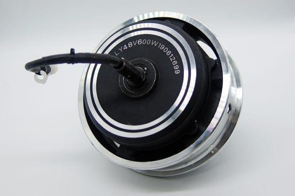 Мотор колесо электросамоката 48V 600W StarWay Z9, MaxSpeed Mini5, Zero 9