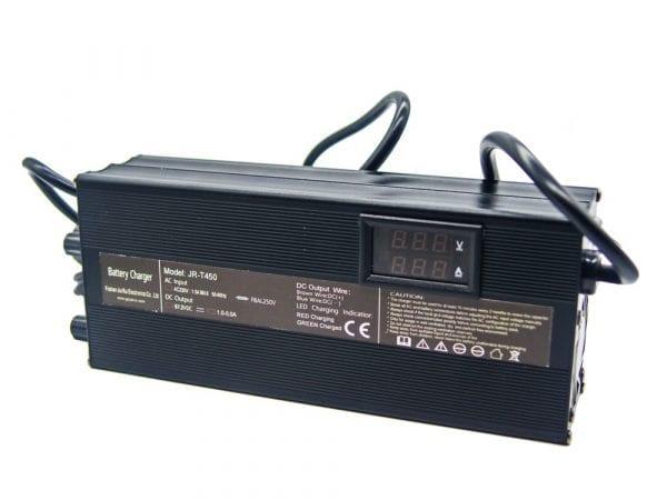 Умное зарядное устройство моноколеса KingSong 67.2V 1-5A (GX16-3)