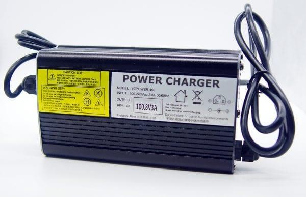 Зарядное устройство моноколеса Begode (GotWay) (100V 3A 5-pin)