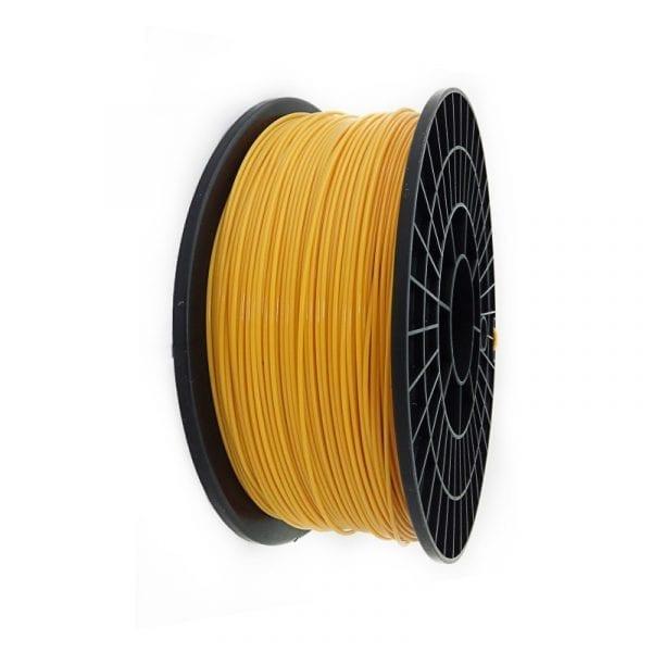 PETG пластик Wanhao, 1.75 мм, yellow, 1 кг