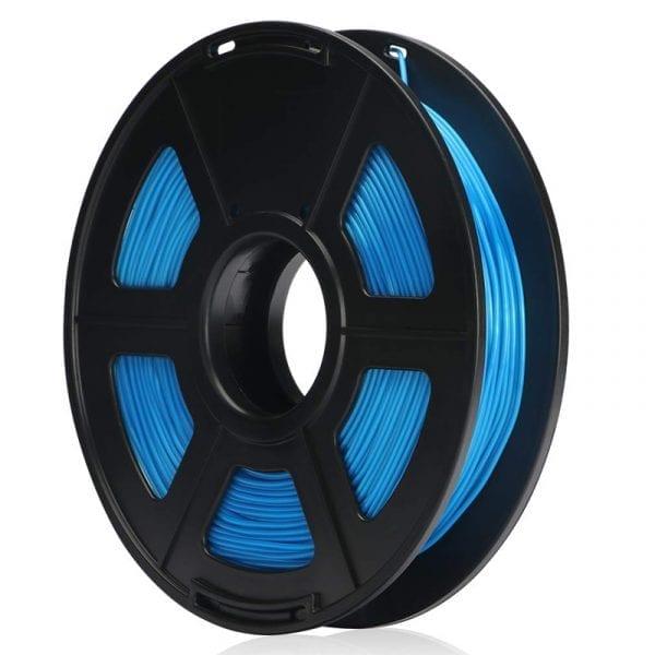 TPU пластик Wanhao, 1.75 мм, blue, 0.5 кг