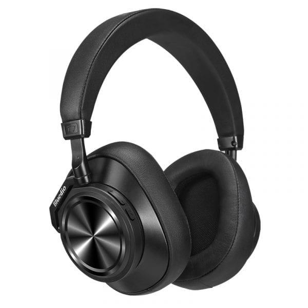 Наушники Bluedio T7+ (черные)