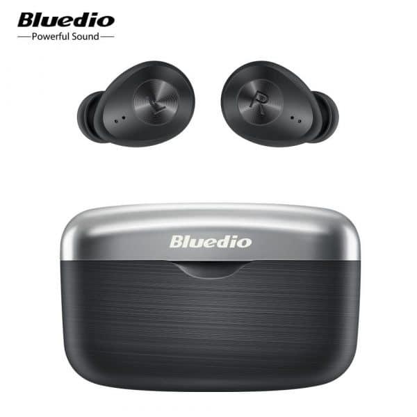Наушники Bluedio Fi (черные)