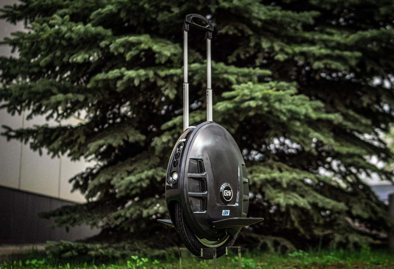 Моноколесо GotWay (Begode) MCM5 280Wh V2 67.2V Black