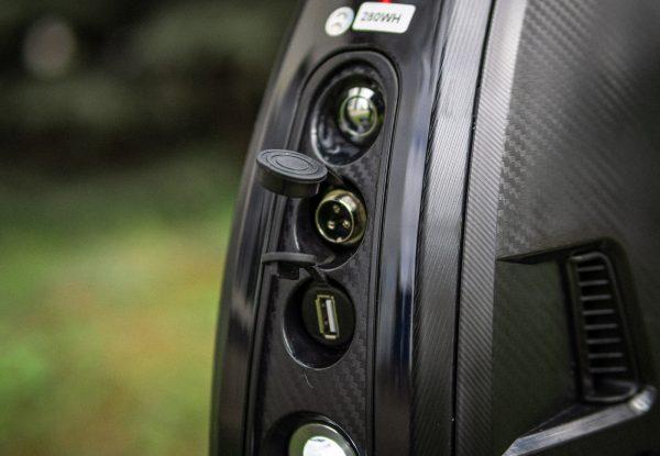 Моноколесо GotWay (Begode) MCM5 370Wh V2 67.2V Black