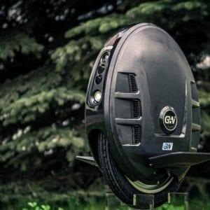 Моноколесо GotWay (Begode) MCM5 310Wh V2 67.2V Black