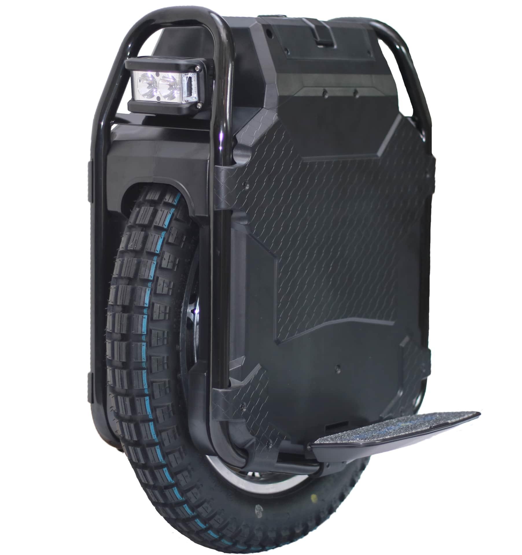 Моноколесо Veteran Sherman 3200Wh 100V Black