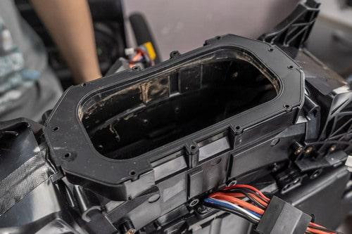 Inmotion V11. Вес двигателя и продолжение разборки (ч.2)
