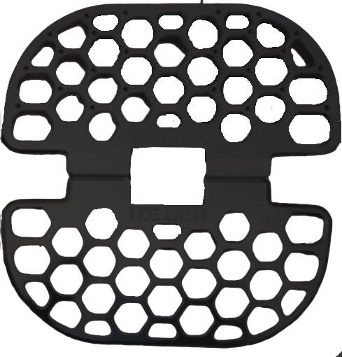 Металлические педали Hextech + стойки Для Kingsong 18 L/XL/XXL анодированные