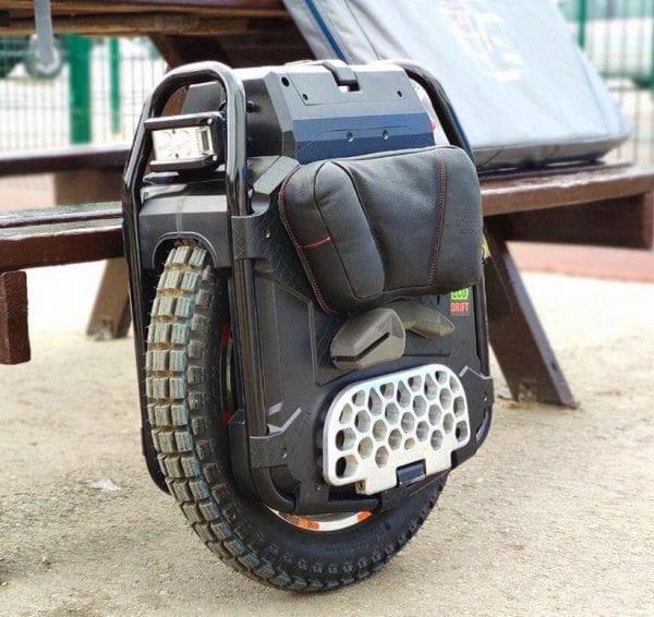 Металлические педали Hextech широкие Для Gotway Monster/Pro/X/Nikola, Sherman cеребристые