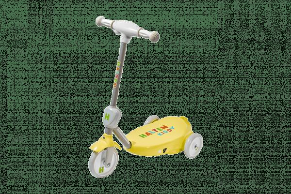 Электросамокат детский Halten Kiddy (жёлтый)