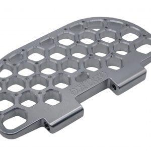 Металлические педали Hextech для Kingsong 16X анодированные