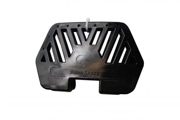 aura space pedals romb black