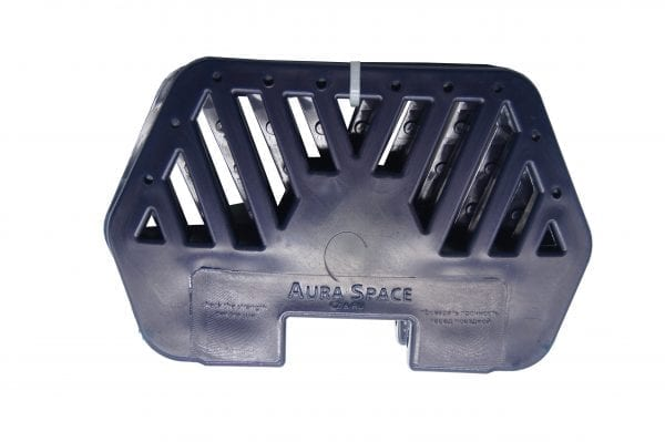 aura space pedals romb ametist