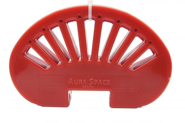 aura space pedals v8 red