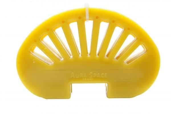 aura space pedals v8 yellow