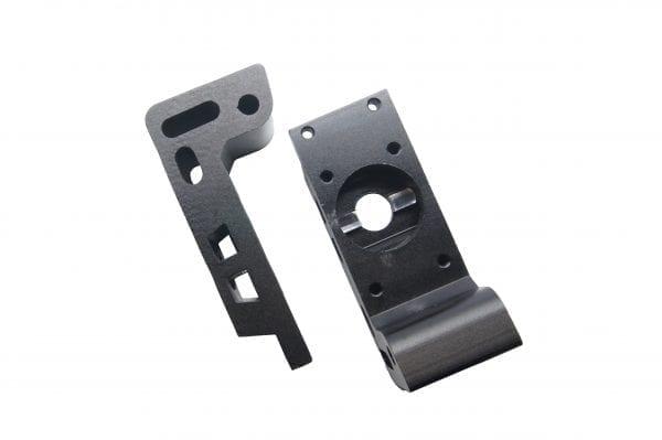 Стойки моноколеса GotWay MCM5 (NEW - Укороченные черные, 2 шт)