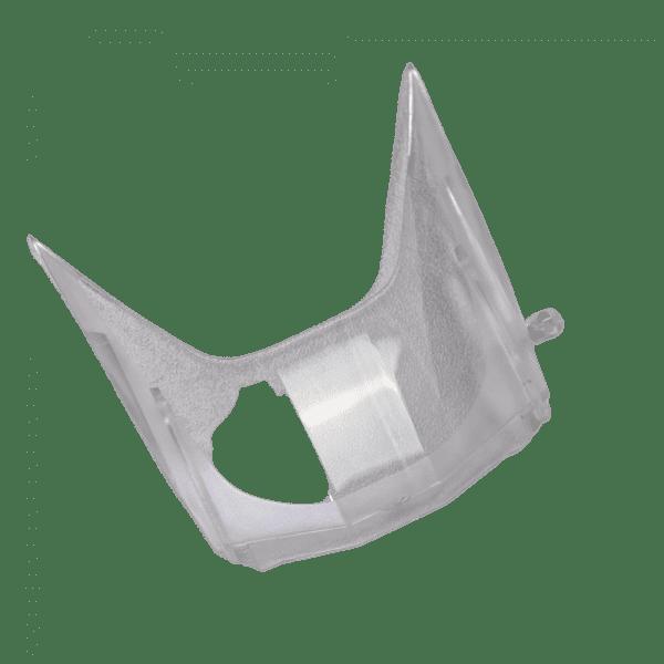 Фара моноколеса KingSong S18 (переднее внешнее стекло)