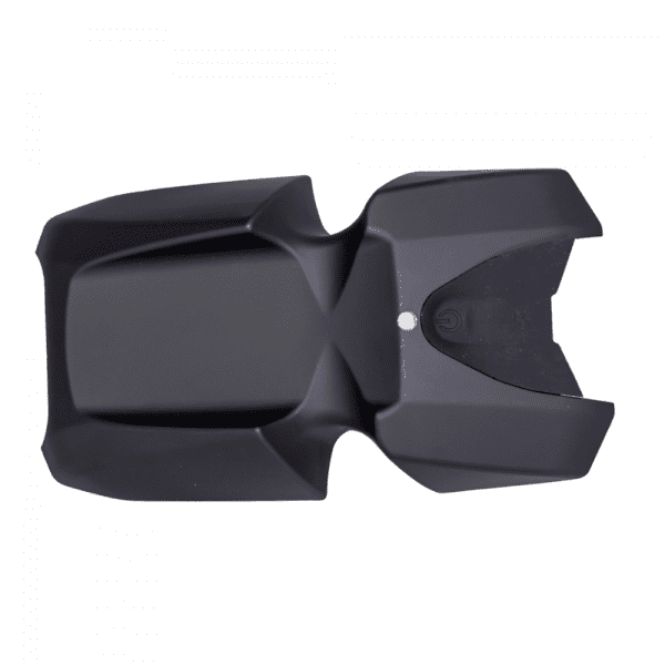 Корпус моноколеса KingSong S18 black (купол с резиновой заглушкой)