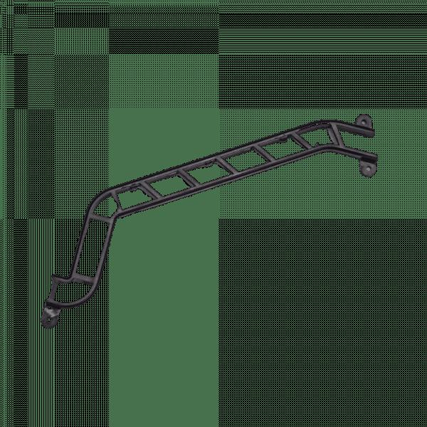 Корпус моноколеса KingSong S18 (кабель-каналы аккумулятора левый+правый, 2шт)