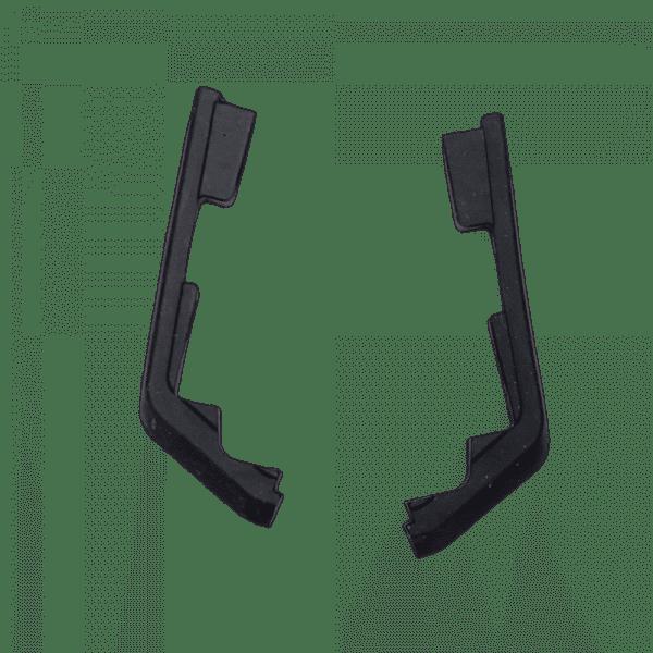 Корпус моноколеса KingSong S18 (передняя резиновая вставка 2шт) комплект