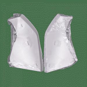 Корпус моноколеса KingSong S18 white (передние накладки)