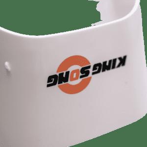 Корпус моноколеса KingSong S18 white (задняя накладка)