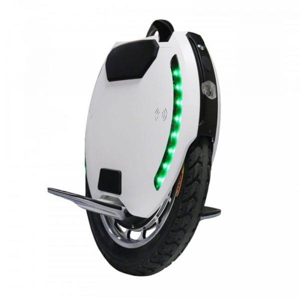 Моноколесо KingSong KS18XXL V2 1600Wh White (большие педали, 2.5А З/У)