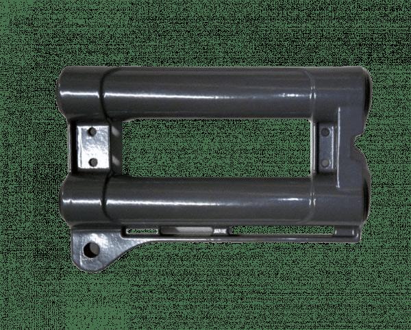 Слайдеры моноколеса Kingsong S18 (сталь, серый цвет, комплект 2шт)