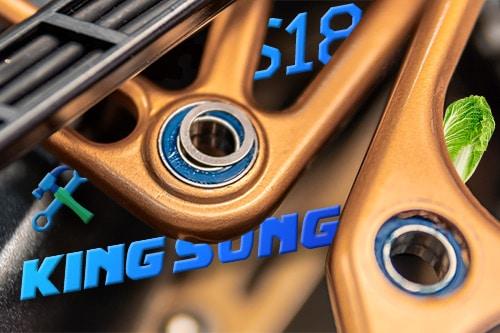 Kingsong S18. Работа над ошибками в заводском исполнении.