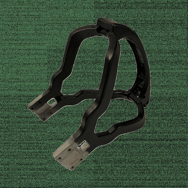 Металлическое основание для ручки и слайдеров моноколеса Inmotion V11