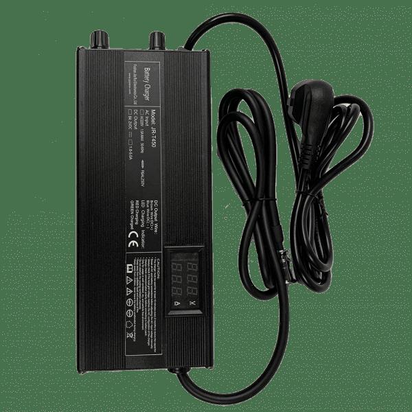 Умное зарядное устройство моноколеса Inmotion (84.2V 1-5A) (GX12-3) - (1+2-) V8, V8F, V10, V10F