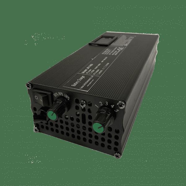 Умное зарядное устройство моноколеса Inmotion V11 (84.2V 1-5A) (GX12-3) (1+3-)