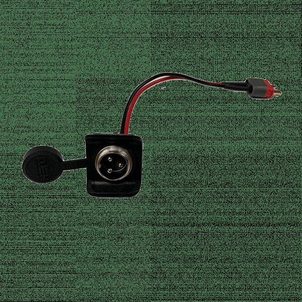 Разъём зарядки электросамоката Starway Hero S9 , 3-pin