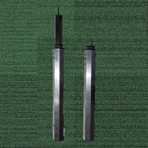 Направляющие для ручки моноколеса Veteran Sherman ( компл 2 шт)