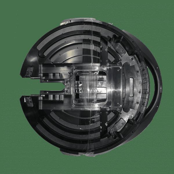 Корпус моноколеса Inmotion V8F - New (комплект 2шт) black