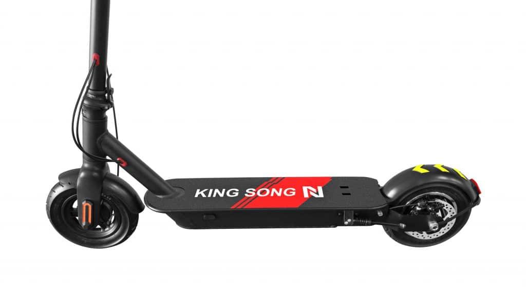 Электросамокат KingSong N10 plus 48V 768 wh