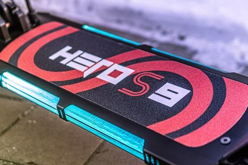 Hero S9. Проверяем аккумулятор топовой версии 21Ач