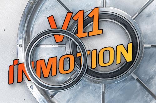 Inmotion V11. Изменения в декабрьской партии.