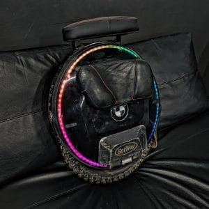 Сиденье для Gotway (Begode) Nikola c металлическим креплением